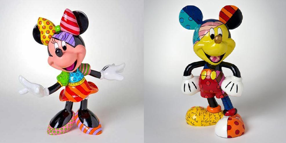 Britto Disney Art Disney Por Romero Britto